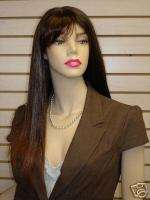 Beautiful Long Wig for Female Mannequin / (LW 1001)