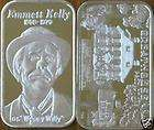 TRG 12 GREATHOUSE RARE EMMETT KELLY CLOWN .999 SILVER ART BAR TRG NJG