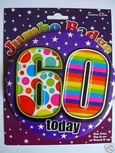 Happy 60th Birthday   64 Party Napkins {Explosion}