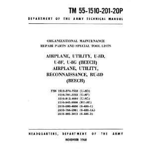Aircraft Repair Maintenance Manual Beechcraft Books