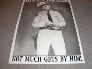 ANDY GRIFFITH TV SHOW DON KNOTTS DEPUTY BARNEY FIFE FEARLESS FIFE