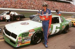 Richard Petty Green STP Chevy 1986 Ulrich Decals ace
