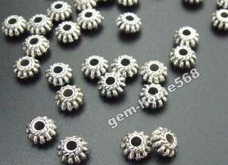 110 Tibetan Silver Jewelry Beads Spacers B759 Free Ship