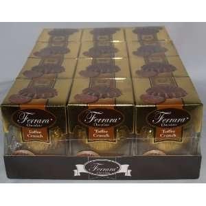 Ferrara Pan Toffee Crunch Orange Chocolate Ball (Case of