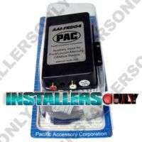 PAC AAI FRD04 RCA AUX INPUT ADAPTER iPOD iPHONE DVD