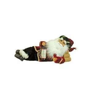 Karen Didion Lying Wine Santa