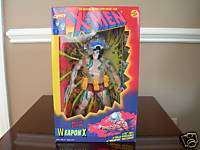 Toy Biz Marvel Comics X Men 1994 Deluxe Edit. Weapon X
