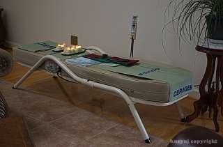 Ceragem Master CGM M3500 full body thermal massage bed barely used