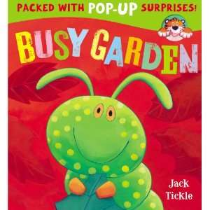 Garden. Illustrated by Jack Tickle (9781848572386): Jack Tickle: Books