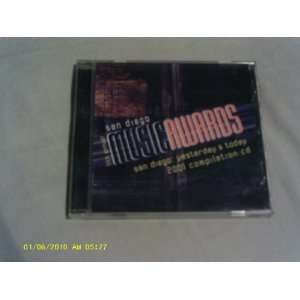 San Diego Music Awards 2001 Compilation CD Everything