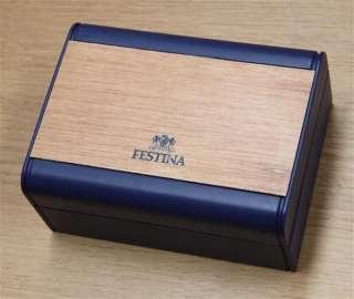 FESTINA 18ct GOLD & DIAMOND BEZEL WATCH   VERY RARE