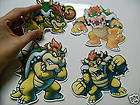 56 DIFFERENT SQUARE SUPER MARIO STICKERS ALL YOSHI ONLY items in
