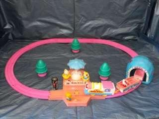 Tomy Tomica Thomas Trackmaster HELLO KITTY Train Set