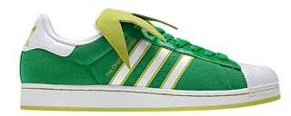 New Adidas Originals Superstar 2.0 KERMIT the Frog Muppets Shoes
