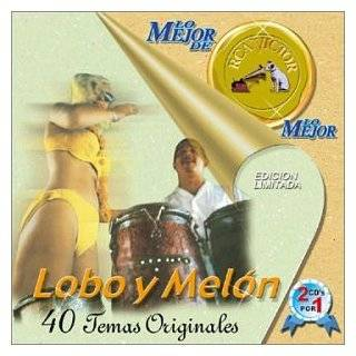 Mejor De Rca Victor by Lobo Y Melon ( Audio CD   2001)