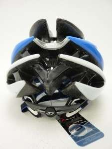 Giro Aeon bicycle helmet Blue Black Medium M NEW