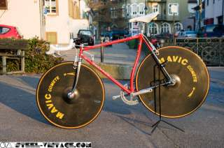 1988 Colnago Master Krono SN 3   Time Trial Bicycle   Campagnolo C