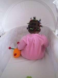 Real Look Dolls   Reborn Artist Bonnie Shirley  African American Baby