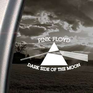 Pink Floyd Decal Dark Side Of The Moon Car Sticker
