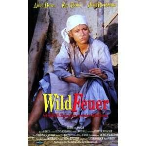 Wildfeuer [VHS]: Anica Dobra, Karl Tessler, Josef