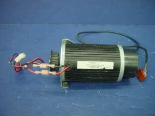 Hathaway Permanent Magnet Motor & Encoder 24VDC 9928008