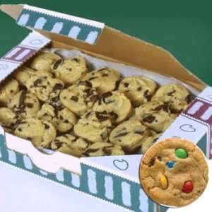 Candy Cookie made with m&ms® Milk Chocolate Candies Cookie Dough