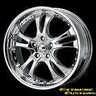 16 x7 American Racing AR683 Casino Chrome 4 5 Lug Wheels Rims FREE