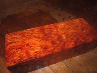 Spalted redwood burl turning pen blanks wood lathe *Teardrop magenta