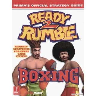 Ready 2 Rumble: Primas Official Strategy Guide