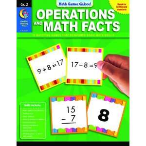 OPERATIONS AND MATH FACTS MATH GAME