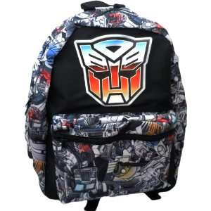 Transformers Backpack Autobot Logo ~17 Toys & Games