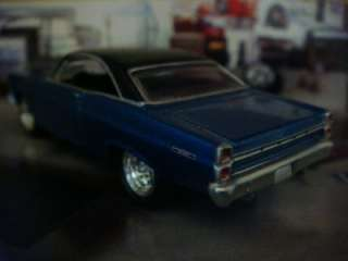 67 Ford Fairlane 500 XL Coupe 1/64 Scale Limited Edit