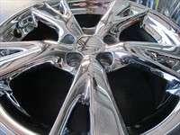Four 06 11 Lexus IS IS250 IS350 18 Wheels Chrome OEM Rims 74217 74218
