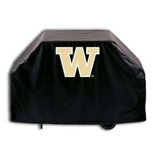 University of Washington Grill Cover with Block logo on