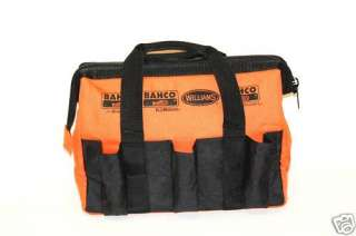 New Snap on Bahco Williams 14 Utility Tools Bag Tool