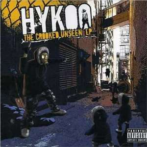 Crooked Unseen Hykoo Music