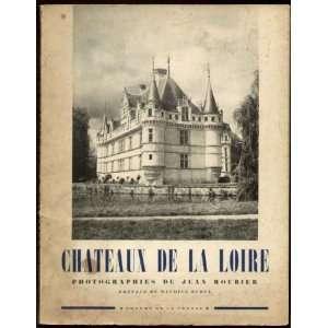 Chateaux De La Loire: Jean Roubier: Books