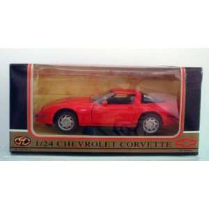 Chevrolet Corvette ZR1 Diecast by Redbox 124 Toys & Games