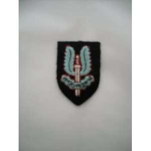 New Zealand Special Air Service Unit Beret Badge