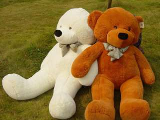 New Giant Cute Plush Teddy Bear Doll Toy 1.5m/60 H