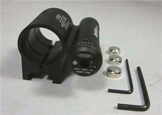 US Tactical Red Dot Laser Sight Pistol Rifle Sniper Gun Scope 20mm