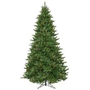 12 Foot, Pre Lit Artificial Christmas Tree, Camdon Fir