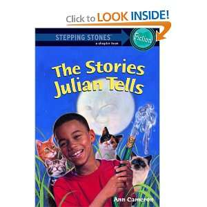 the stories julian tells a stepping stone book tm and