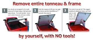 Extang Full Tilt Tonneau Cover Chevy S10 Stepside 96 03 750289086058