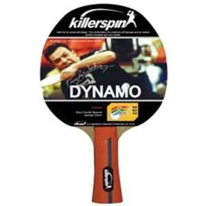 Killerspin Dynamo Table Tennis Racket ORANGE HANDLE 4