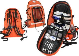 EMT/EMS Emergency Medical Supply Trauma Backpack