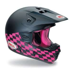 Bell Moto 7R Rude Boy Full Face Helmet Small  Off White