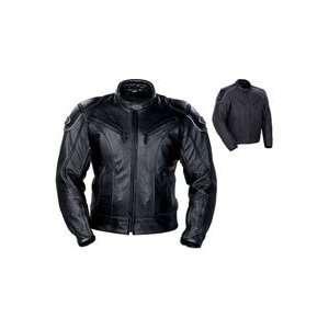Tour Master Magnum Leather Jacket Large Black Automotive
