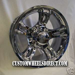 Ultra Wheels Type 160 Roca 17x8 Chrome Chevy,Nissan,GMC