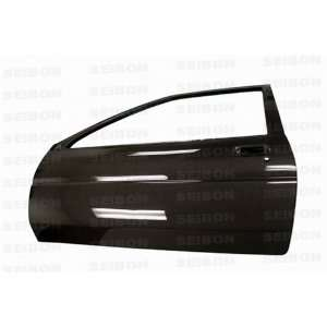 Seibon Carbon Fiber Doors Toyota Corolla AE86 84 87: Automotive